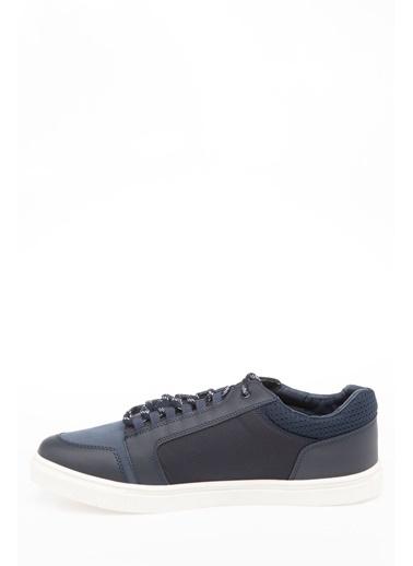 DeFacto Bağcıklı Sneaker Lacivert